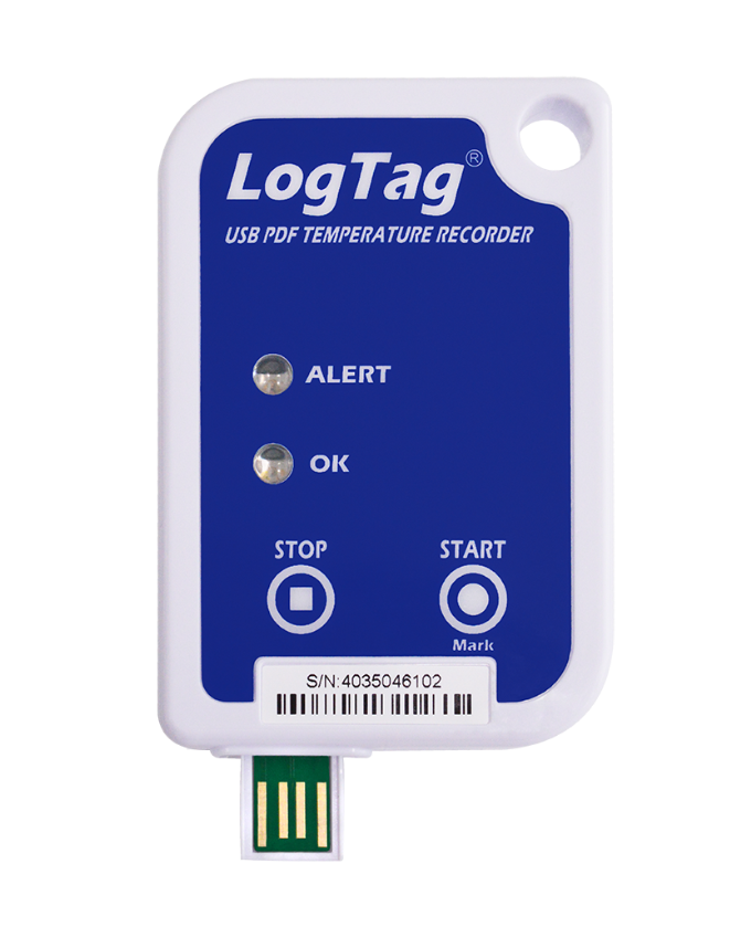 USRIC-8 SINGLE-USE USB PDF LOGGER