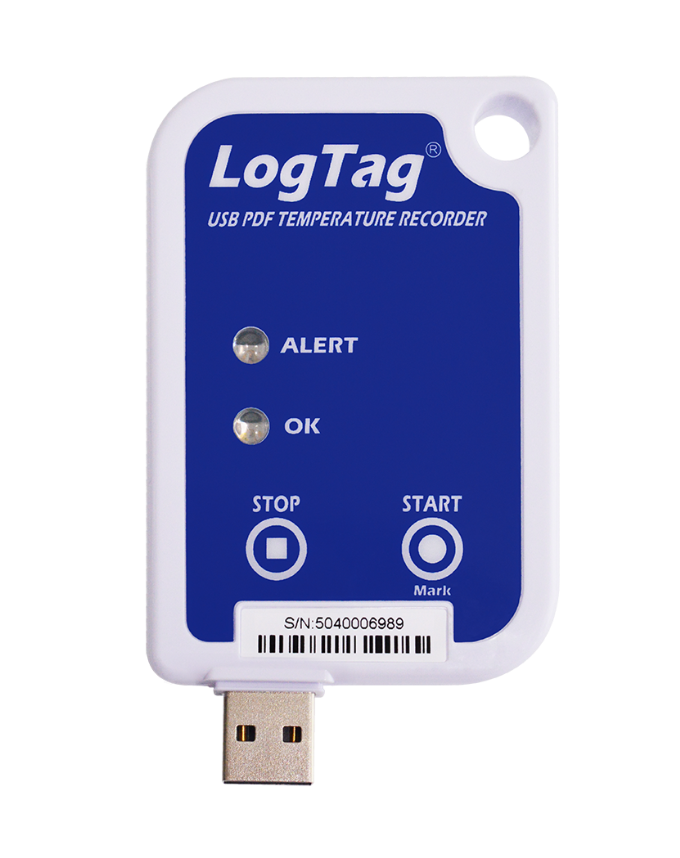 UTRIX-16 MULTI-USE USB PDF TEMPERATURE LOGGER